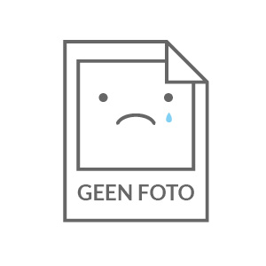 TABLE BASSE RONDE URBAN BLEU